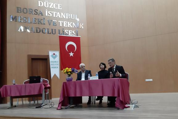 Anadolu Mektebi Semineri düzenlendi.