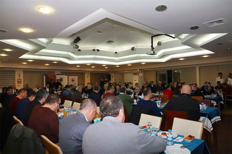 2020 Yılının İlk Toplantısını Düzce Ticaret ve Sanayi Odasında Gerçekleştirdik